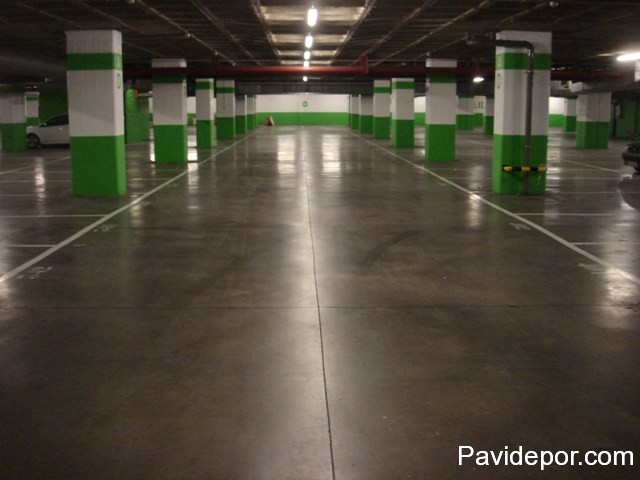 Suelo Para Garaje Parking