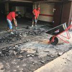 demoliciones asfalto